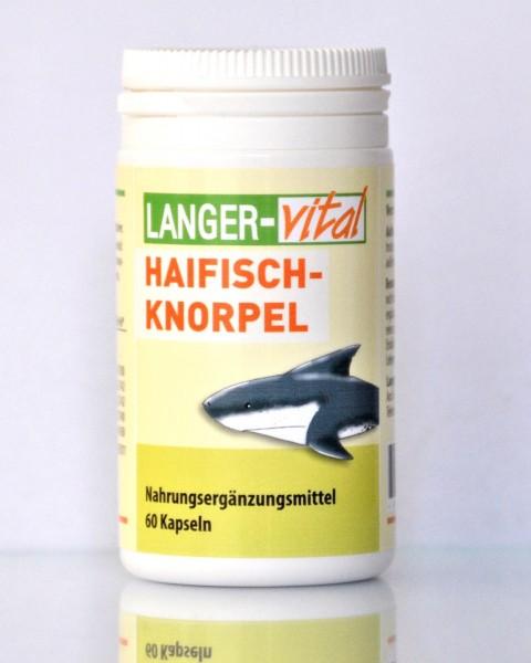 Haifischknorpel, 60 Kapseln