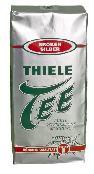 Thiele Tee, Broken Silber, 500 g, Echte Ostfriesische Mischung