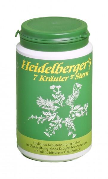 Heidelberger's 7 Kräuter-Stern, 250 g